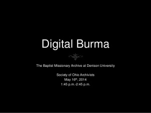 digital-burma-the-baptist-missionary-archive-at-denison-university-1-638