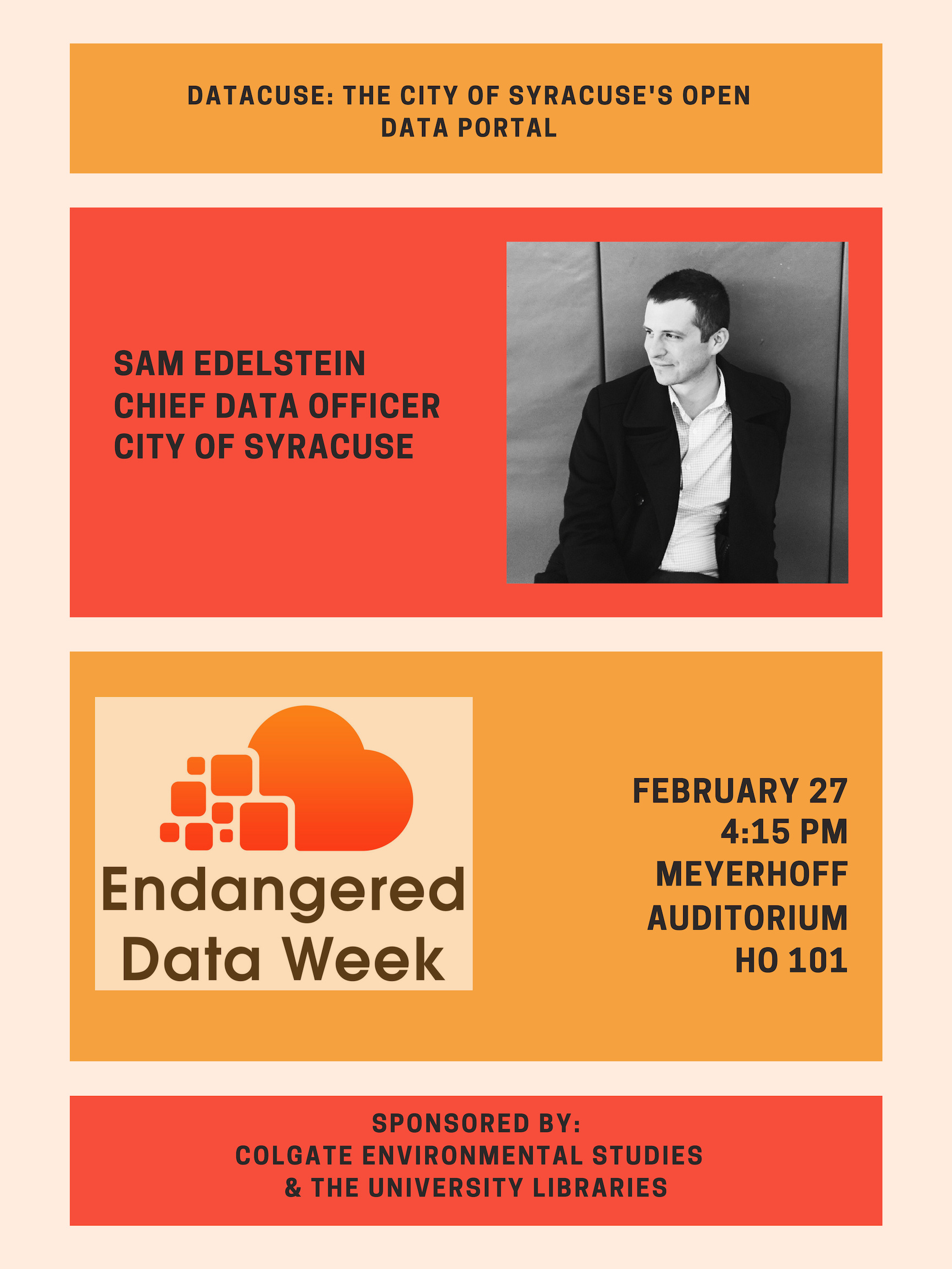 Endangered Data Week 2019